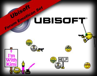 Ubisoft - Forum Emoticons