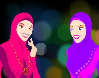 Women Hijab Stylista