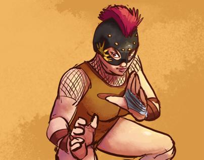 Honey Rose : Underdog Fighter Extraordinaire