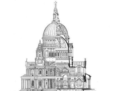 Projection Illustration