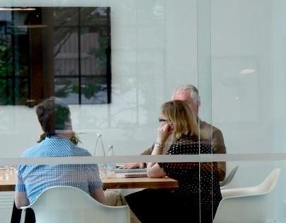 2013 - Designworks  -  Interior Fitout - Level 1.
