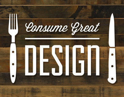 Consume Great Design