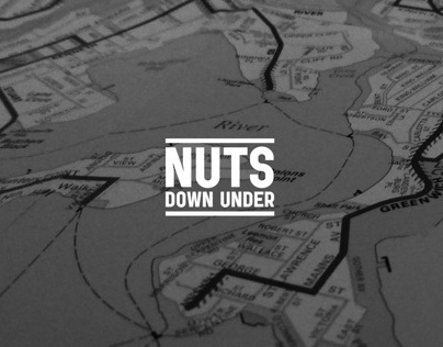 Nuts Down Under Packaging