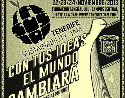 Global Sustainability Jam Tenerife - Makineco