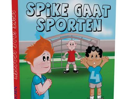 Spike gaat sporten