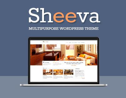 SHEEVA – MULTIPURPOSE WORDPRESS THEM