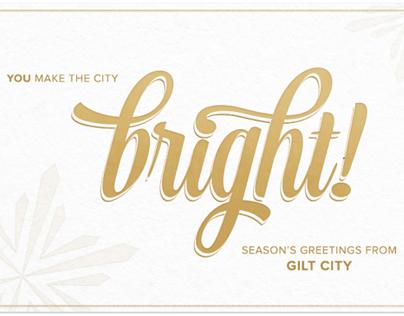 Gilt City Holiday Promos