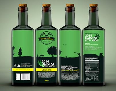Virgin Green - 2014 Harvest Extra Virgin Olive Oil