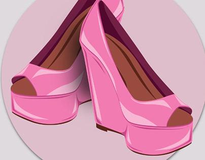 Primadonna Shoe Sale (Graphics and illustration)