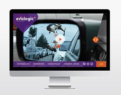 Evologic Landing Page