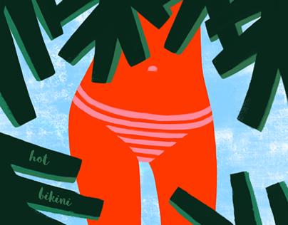 Bikini - Poster