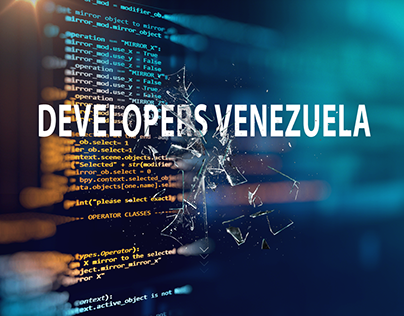 Developers Venezuela (Prototipo Landing Page)