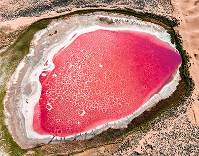 Badain Jaran Desert - 巴丹吉林沙漠