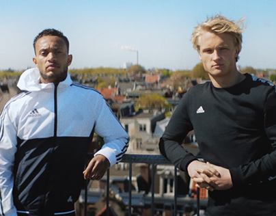 Adidas: The Introduction - Amsterdam