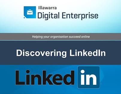 Discovering LinkedIn