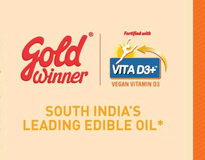 Gold Winner Leaflet Design