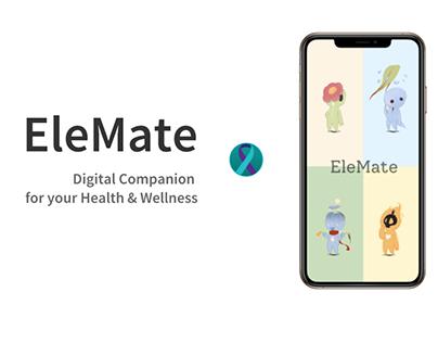 EleMate - Digital Health Companion