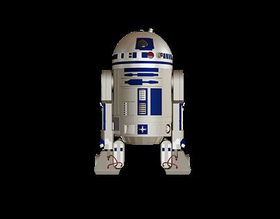 R2-D2 Fan art