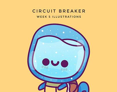 Illustrations : Circuit Breaker Week 5