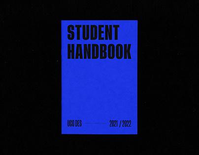 UCO Design Student Handbook