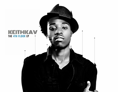 KeithKav - 4th Floor EP album artwork