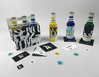 Alchemie & Co. Brand Identity