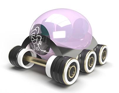 KIWI Bubble Car