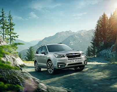 Subaru Forester - Global Campaign