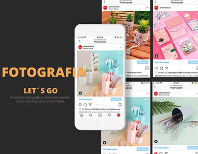 Social Mídia - Fotografia
