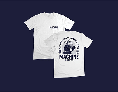 Machine Ltd Apparel