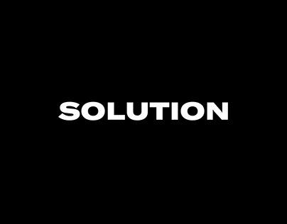 Solution | your solution, your escape.