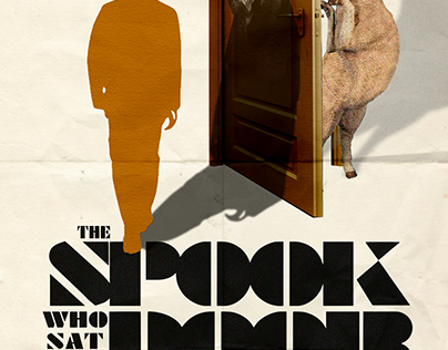 The Spook Who Sat By The Door Movie Poster