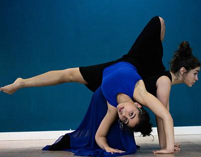 Tanz und Tänzerinnen