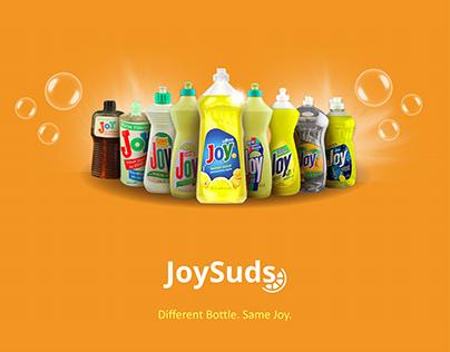 3D motion - JoySuds (Procter & Gamble)