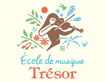 """École de musique Trésor"" of Atsuko Otake"