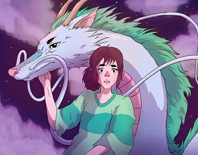 Studio Ghibli Fan Art