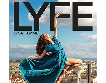 LYFE MAGAZINE COVER