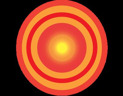 HibriLaser Logo Design
