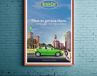 BruinCar Ad