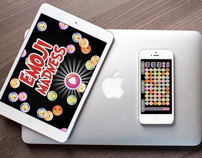 EmojiMadness iOS App