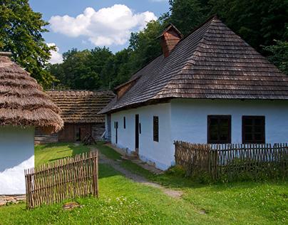 Slovak Open-air Museums
