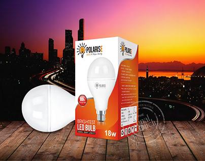 LED Bulb Box Packaging