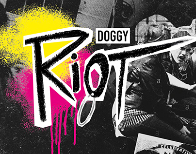 Packaging design project Doggy Riot