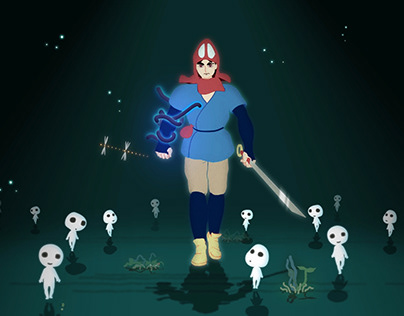 Princess Mononoke Tribute