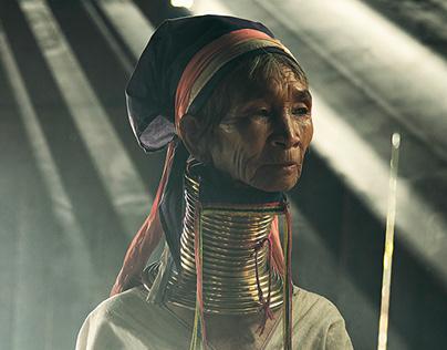 Myanmar - Padaung Women