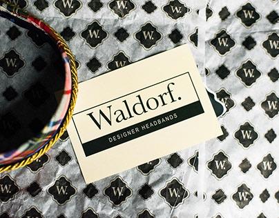 Waldorf Designer Headbands