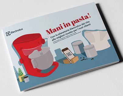 Electrolux - Mani in Pasta!