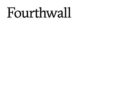 verbal identity for Fourthwall