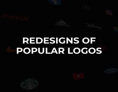 Popular Logos Vol. 1