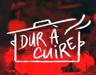 DUR A CUIRE / Tough Guy Stopmotion short film